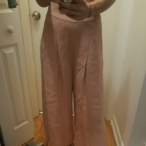 Zara wide leg Pants